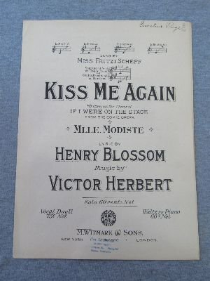 "Primary image for KISS ME AGAIN Written on the theme of ""If I Were on the Stage"" from the Comic..."