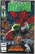 Green Lantern Comic Book #2 Third Series DC Comics 1990 VERY FINE- - $2.75