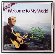 Welcome to My World [Box set] [Best of] [Vinyl] Eddy Arnold - $21.17