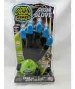 Glow Crazy Glow Glove Draw Write With Light New - $11.66