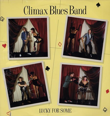 Primary image for Lucky For Some [Vinyl] Climax Blues Band