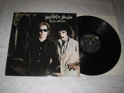Primary image for Beauty on a Back Street [Vinyl] Daryl Hall & John Oates