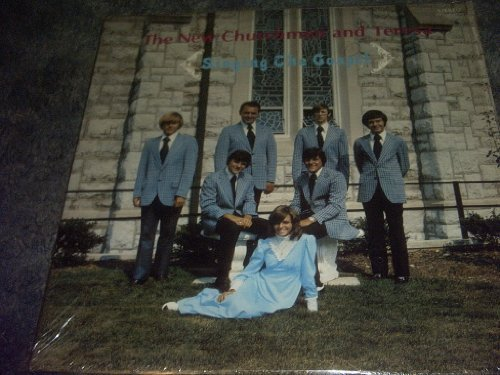 Primary image for Singing the Gospel Vinyl Lp Record [Vinyl] THE NEW CHURCHMEN AND TERESA