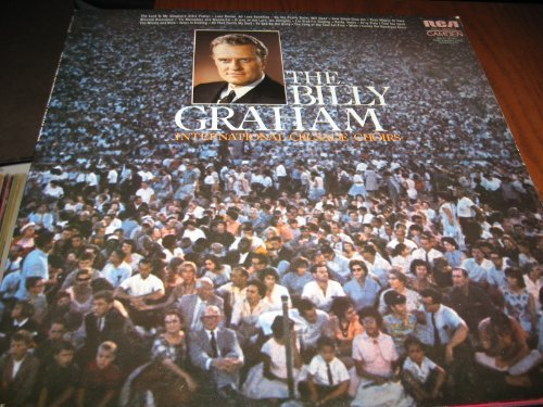 Primary image for The Billy Graham International Crusade Choirs [Vinyl] billy graham