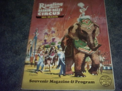 Primary image for 1968 Circus Souvenir Magazine and Program (RINGLING BROS AND BARNUM AND BAILE...