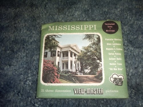 Primary image for Mississippi Viewmaster Reels [Slide] by SAWYERS
