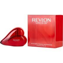 Revlon Love Is On By Revlon Edt Spray 1.7 Oz - $22.82