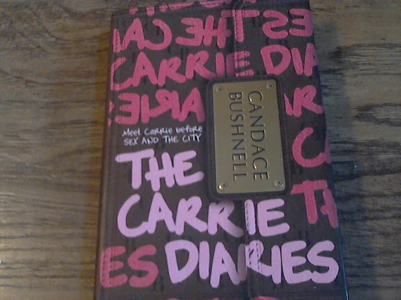 Primary image for The Carrie Diaries By Candace Bushnell (2010 Hardcover)