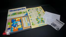 Vintage Board Game Metropolis 1984 Ravensburger FAST - $52.33
