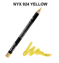NYX 924 YELLOW Eyeliner Eyebrow Pencil FULL SIZE - $3.65