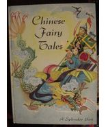 Chinese Fairy Tales. Retold By Shirley Goulden 1958 - $27.63