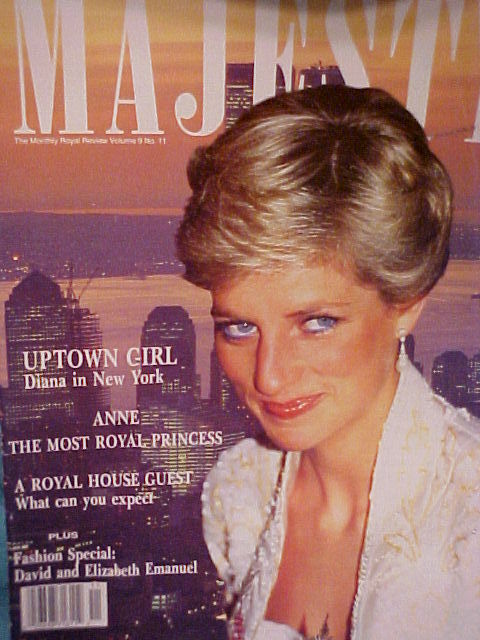 Majesty Magazine March 1989
