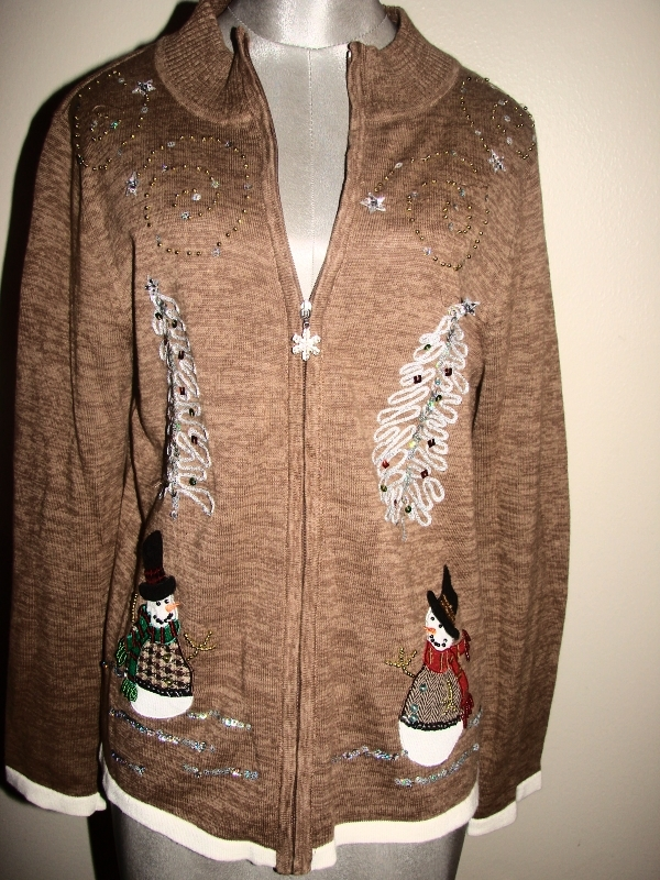 Primary image for Mercer Street Studio Christmas Sweater-small