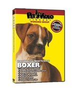Everything You Should Know: Boxer  Pet Dvd - $12.00