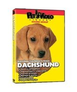 Everything You Need To Know Dachshund Pet Video - $12.00