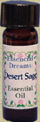 Desert Sage Essential Oil 1 dram