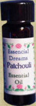 Patchouli Essential Oil 1 dram - $10.00