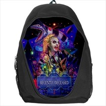 backpack bookbag  beetlejuice - $41.00