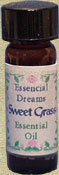 Sweet Grass Fragrance Oil 1 dram