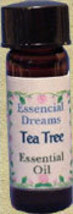 Tea Tree Essential Oil 1 dram - $7.00
