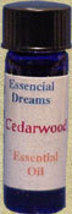 Cedarwood Essential Oil 1 dram - $7.00