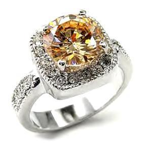 Pam champagne ring  7x323