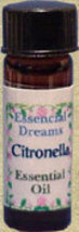 Citronella Essential Oil 1 dram - $7.00