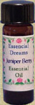 Juniper Berries Fragrance Oil 1 dram - $7.00