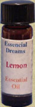 Lemon Peel Essential Oil 1 dram - $7.00