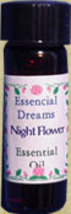 Night Flower Essential Oil 1 dram - $7.00