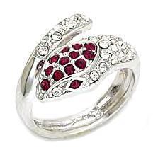 Pam snake ring  20711