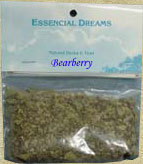 Bearberry 1 oz Organic Herbs
