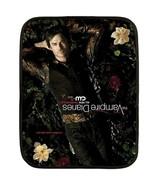 "The Vampire Diaries Damon Salvatore Fleece Blanket 27""X35"" (Mini)  - $24.00"