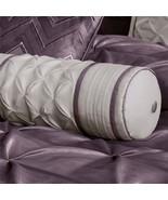 Madison Park Laurel 7 Piece Comforter Set - Cal King - Purple - $130.00