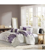 Madison Park Lola Purple Printed Comforter Set - $129.99+