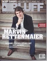 Marvin Rettenmaier @ Bluff Las Vegas Poker Magazine Nov 2012 - $3.95