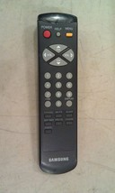 8 N38 Samsung Tv Remote, Good Condition - $14.77