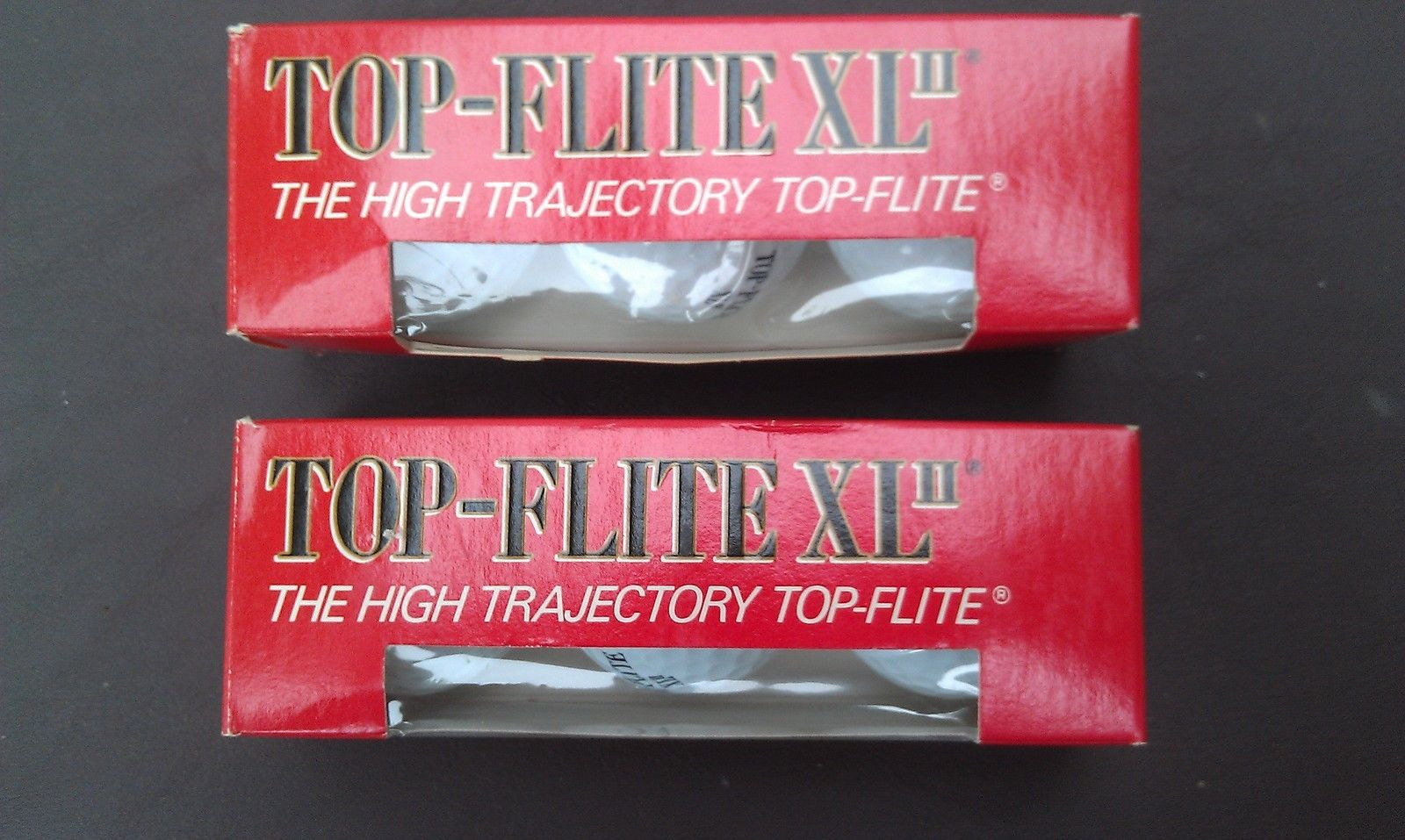 Primary image for 8F95 2 TRIPLE PACKS TOP FLITE XL GOLF BALLS, NEW