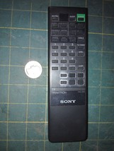 5Z91 SONY REMOTE CONTROL RM-783, WORKS, GOOD CONDITION - $13.10