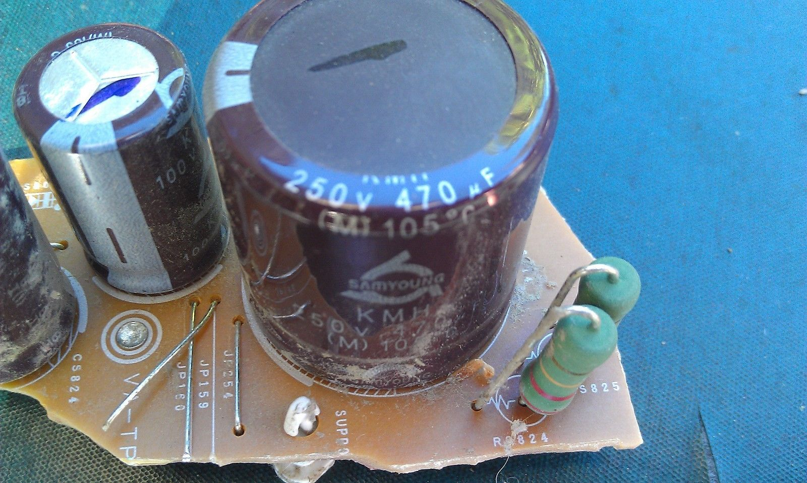 Primary image for 8G20 ASSORTED CAPACITORS, ON CIRCUIT BOARDS, GOOD CONDITION