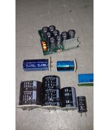 9C85 ASSORTED CAPACITORS, 15 PCS, UNTESTED, VERY GOOD CONDITION - $9.50