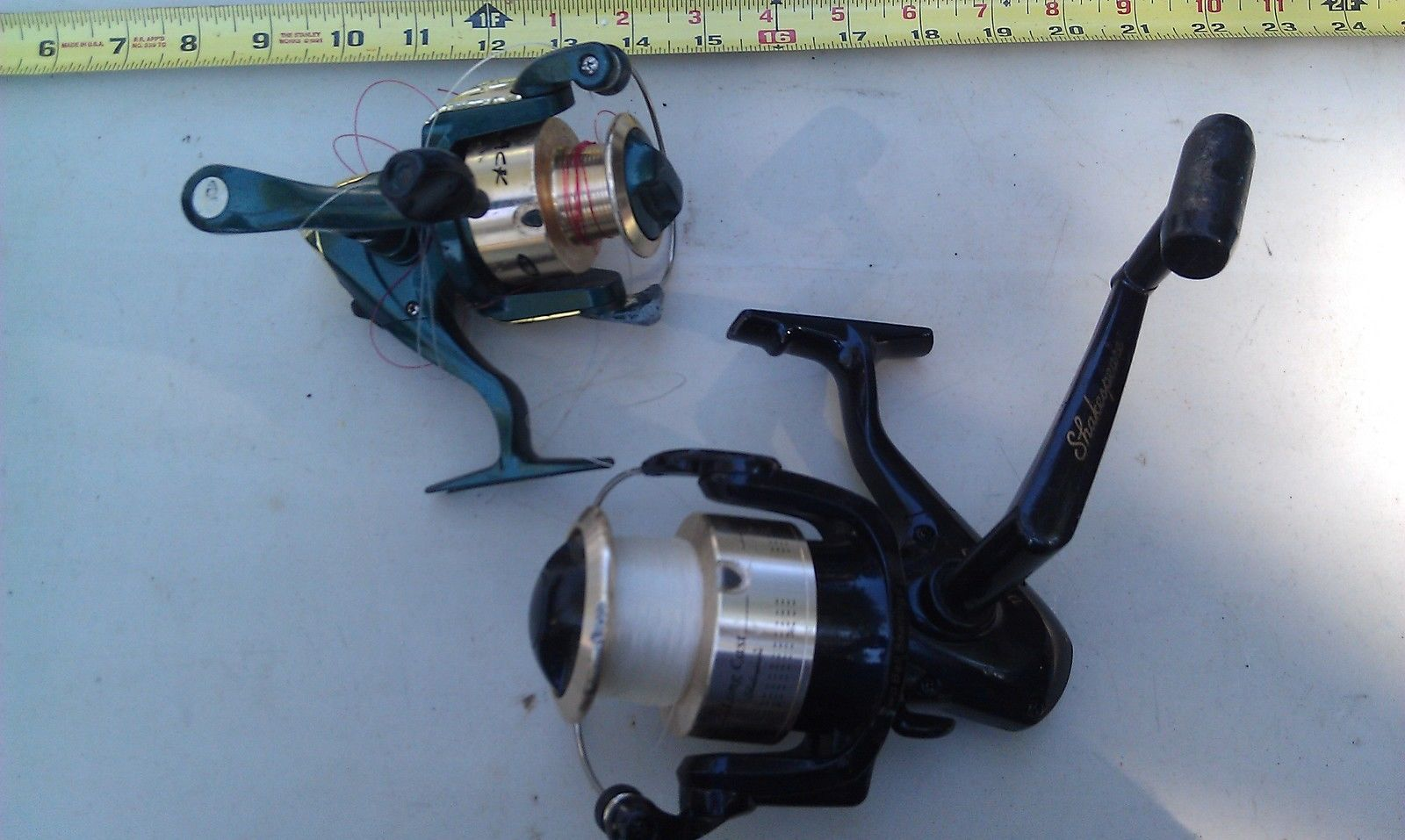 8 H15 2 Fishing Reels For Parts: Shakespeare and 50 similar items