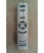 9C62 SONY RMT-CS200A REMOTE CONTROL, VERY GOOD CONDITION - $11.66