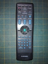 5X58 MITSUBISHI REMOTE FOR TV/VCR, UNTESTED, NO WARRANTY - $11.30
