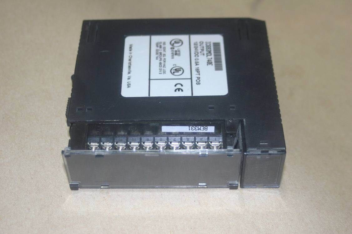 Primary image for GE Fanuc  Model No. IC693MDL740E 740E OUTPUT MODULE