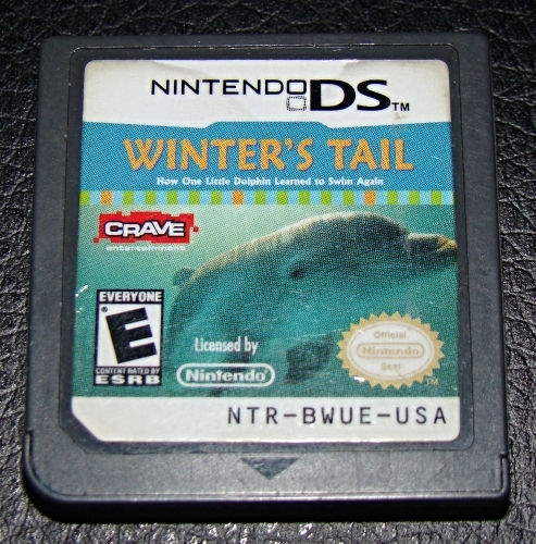 Primary image for Nintendo DS - WINTER'S TAIL (Game Only)