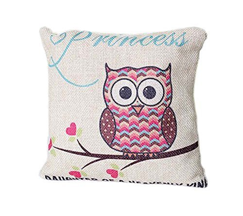 Cartoon Bamboo Charcoal Bag Car Decoration Accessories, Owl
