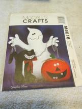 McCall's Crafts Halloween Friends Pattern M4616 - $5.99