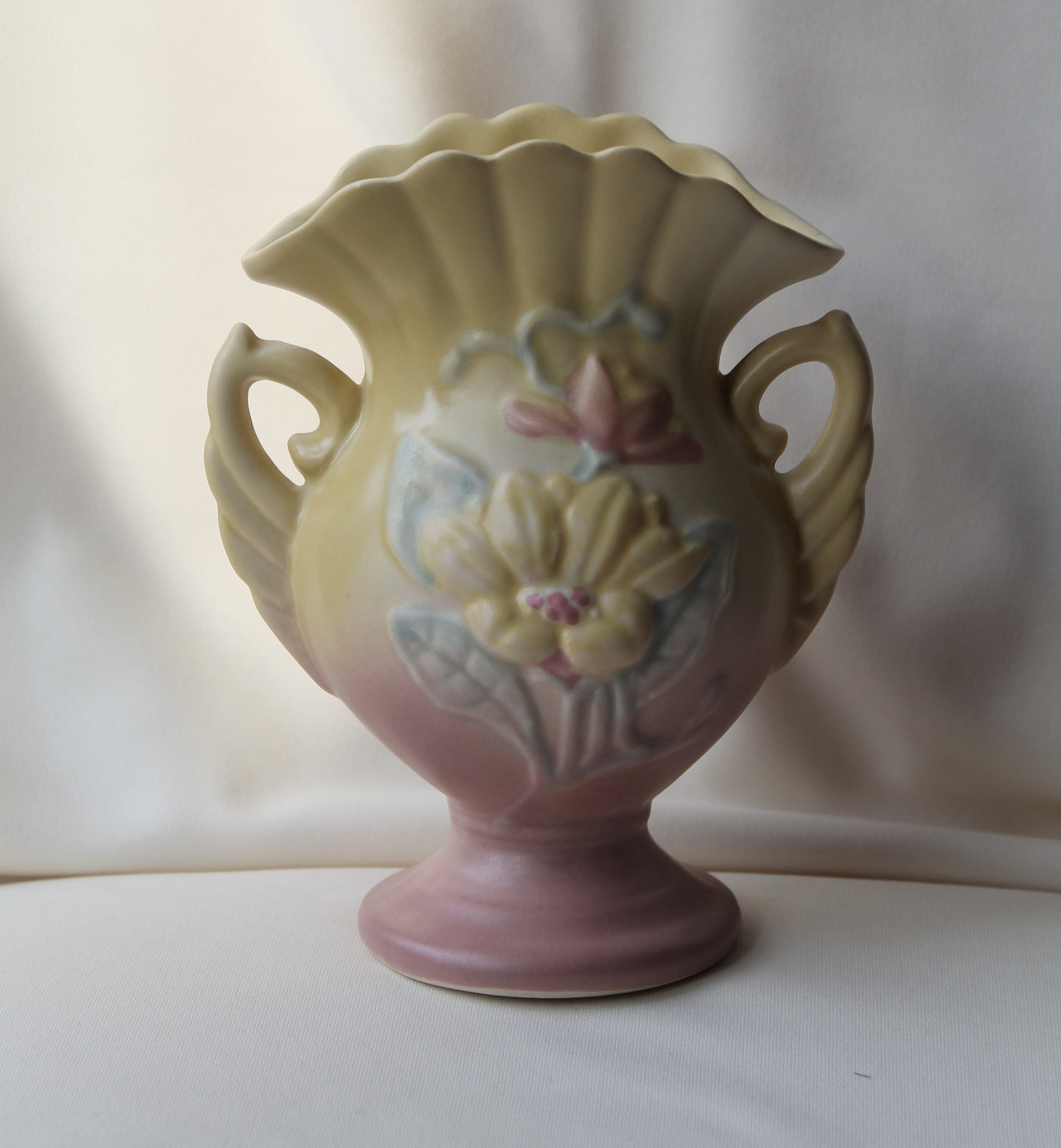 Hull Pottery Magnolia Vase PRICE REDUCED