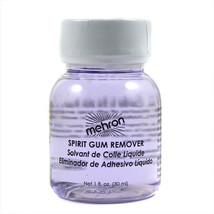 Mehron Spirit Gum Remover 1 oz removes spirit gum USA Ships Free - $6.44